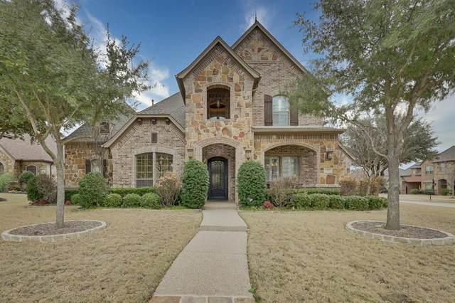 401 Lismore Drive, Mansfield, TX 76063 (#14502185) :: Homes By Lainie Real Estate Group