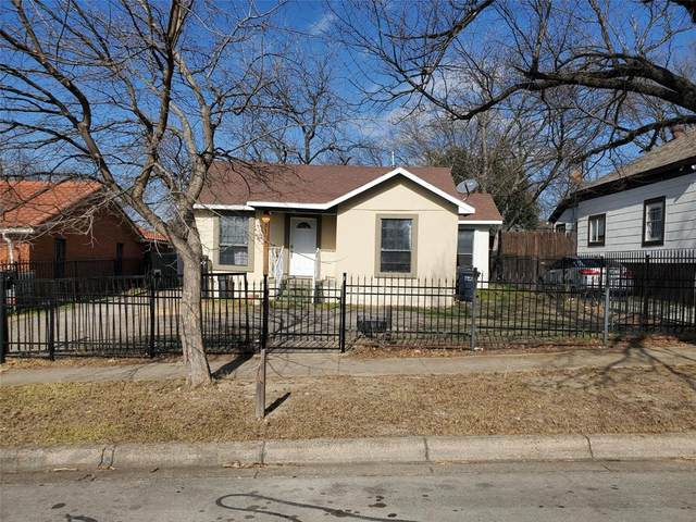 3109 Avenue L, Fort Worth, TX 76105 (MLS #14502192) :: The Mitchell Group