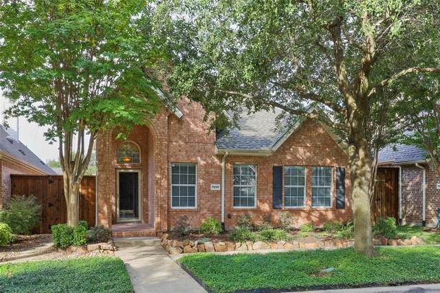 7599 Petersburgh Place, Frisco, TX 75035 (MLS #14502200) :: Robbins Real Estate Group