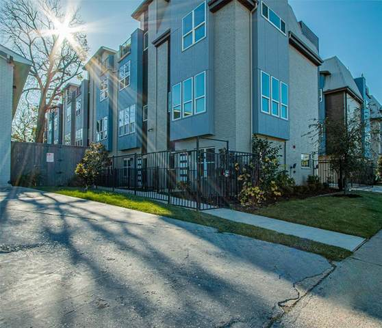 4914 Live Oak Street #7, Dallas, TX 75206 (MLS #14502203) :: RE/MAX Pinnacle Group REALTORS
