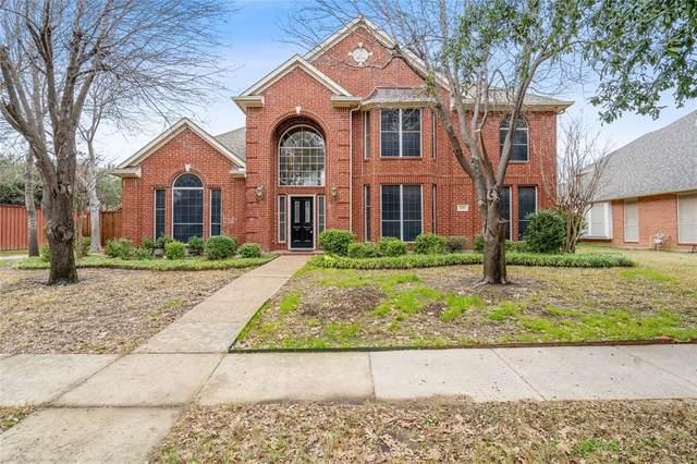 132 Kingsridge Drive, Coppell, TX 75019 (MLS #14502221) :: The Mauelshagen Group