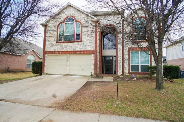 1040 Ponderosa Ridge, Little Elm, TX 75068 (MLS #14502224) :: Post Oak Realty