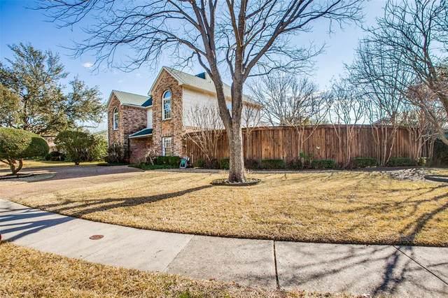 4016 Flintridge Drive, Dallas, TX 75244 (MLS #14502235) :: All Cities USA Realty