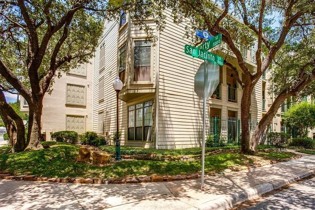 3105 San Jacinto Street #201, Dallas, TX 75204 (MLS #14502242) :: Premier Properties Group of Keller Williams Realty