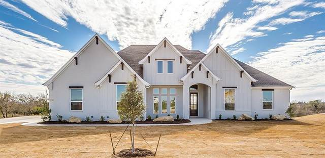 6901 Veal Station Road, Weatherford, TX 76085 (MLS #14502246) :: The Rhodes Team