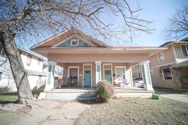 1415 Fairmount Avenue, Fort Worth, TX 76104 (MLS #14502265) :: The Kimberly Davis Group
