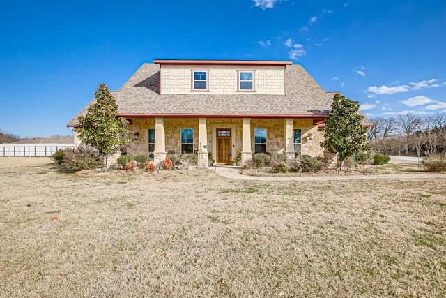 805 Bent Tree Lane, Combine, TX 75159 (MLS #14502277) :: The Kimberly Davis Group