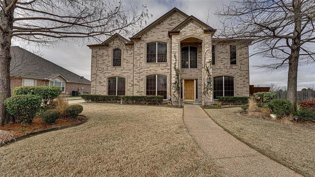 201 Hollow Crest Drive, Desoto, TX 75115 (MLS #14502288) :: The Hornburg Real Estate Group