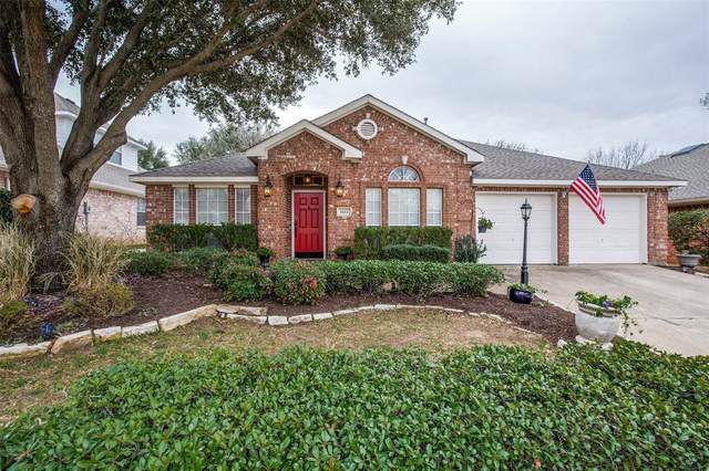1612 Meadowview Drive, Corinth, TX 76210 (MLS #14502293) :: Post Oak Realty