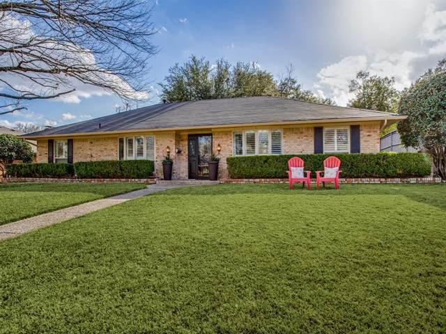 6250 Chesley Lane, Dallas, TX 75214 (MLS #14502305) :: The Mauelshagen Group