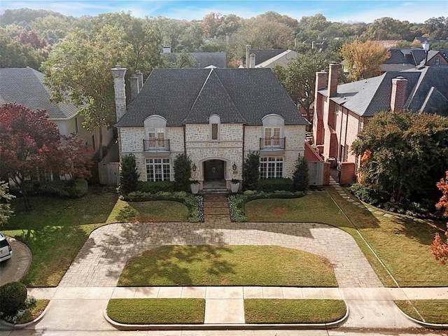 3229 Marquette Street, University Park, TX 75225 (MLS #14502334) :: Robbins Real Estate Group