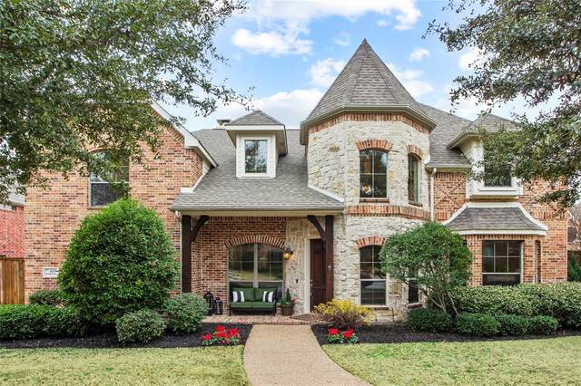 1659 Sandstone Drive, Frisco, TX 75034 (MLS #14502338) :: Hargrove Realty Group