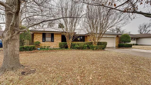 414 Frances Way, Richardson, TX 75081 (MLS #14502342) :: Robbins Real Estate Group
