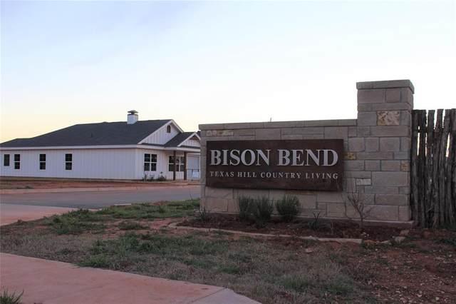 614 Bison Bend Drive, Buffalo Gap, TX 79508 (MLS #14502347) :: Real Estate By Design