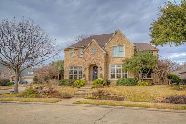 4201 Pinecreek Drive, Rowlett, TX 75088 (MLS #14502368) :: Hargrove Realty Group