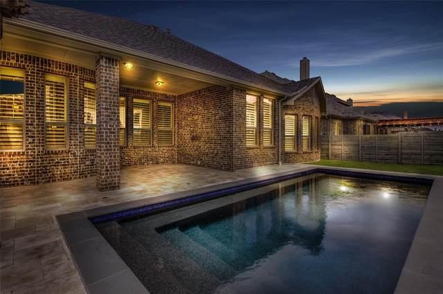 1416 10th Street, Argyle, TX 76226 (MLS #14502372) :: The Hornburg Real Estate Group