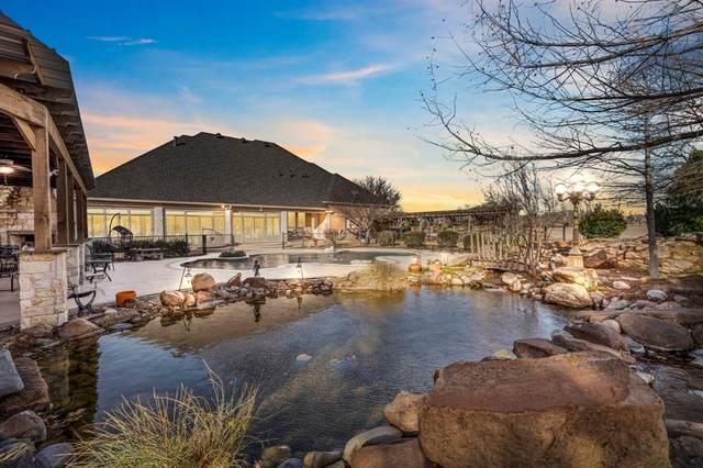 501 W Aurora Vista Trail, Aurora, TX 76078 (MLS #14502382) :: Team Hodnett