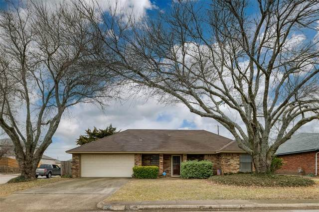 1329 Mallard Drive, Desoto, TX 75115 (MLS #14502383) :: The Hornburg Real Estate Group