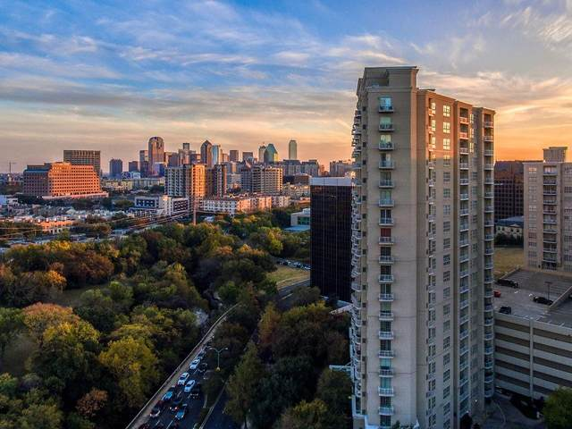 3225 Turtle Creek Boulevard #1006, Dallas, TX 75219 (MLS #14502384) :: The Mitchell Group