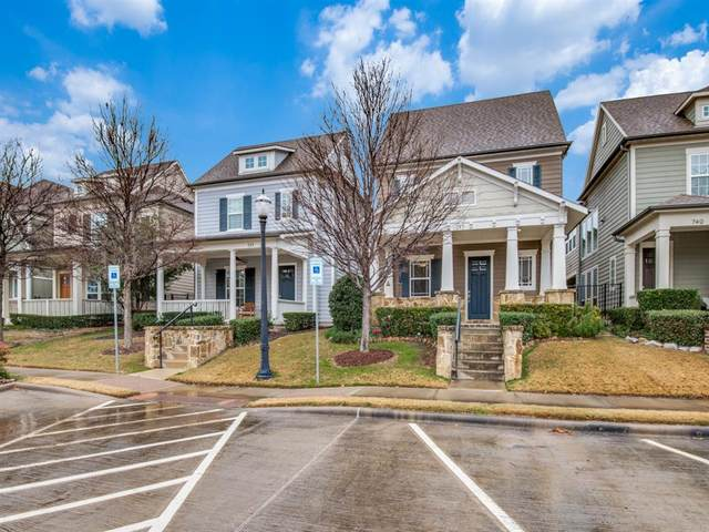 753 S Coppell Road, Coppell, TX 75019 (MLS #14502387) :: Hargrove Realty Group