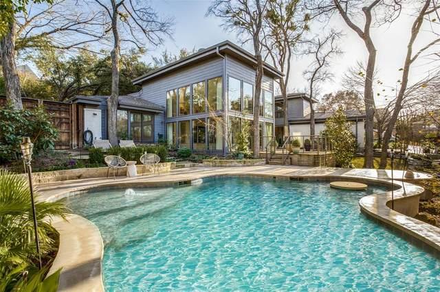 10819 Stone Canyon Road, Dallas, TX 75230 (MLS #14502389) :: EXIT Realty Elite