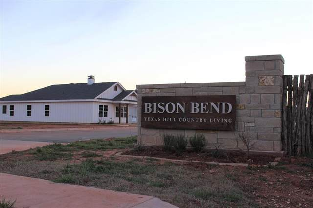 1515 Fletchers Path, Buffalo Gap, TX 79508 (MLS #14502391) :: Real Estate By Design