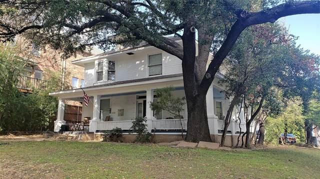 3600 Gillespie Street, Dallas, TX 75219 (MLS #14502411) :: The Good Home Team