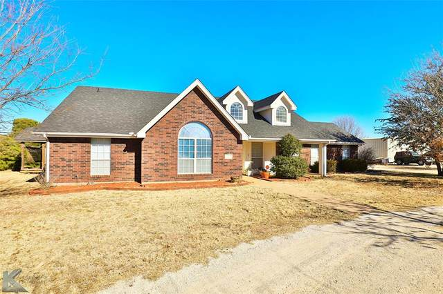 134 Pack Saddle Pass, Abilene, TX 79602 (MLS #14502417) :: The Kimberly Davis Group