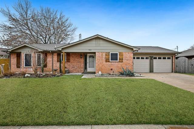 7512 Circle Drive, North Richland Hills, TX 76180 (MLS #14502435) :: The Mauelshagen Group