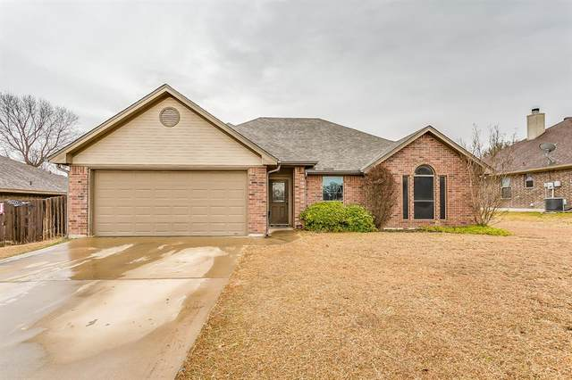 314 Carlisle Drive, Weatherford, TX 76085 (MLS #14502436) :: All Cities USA Realty