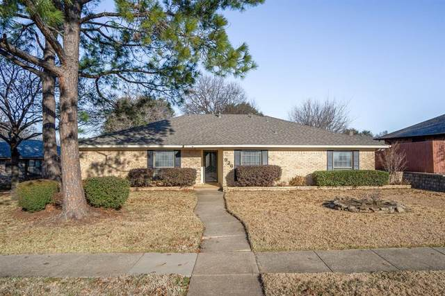 926 Summer Trail, Flower Mound, TX 75028 (MLS #14502451) :: Hargrove Realty Group