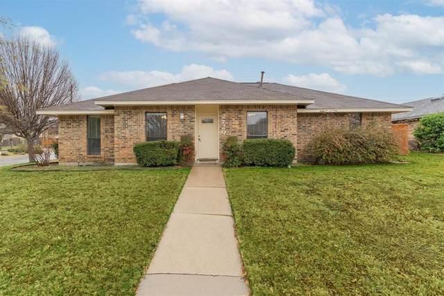 2720 Daybreak Drive, Dallas, TX 75287 (MLS #14502454) :: The Mauelshagen Group