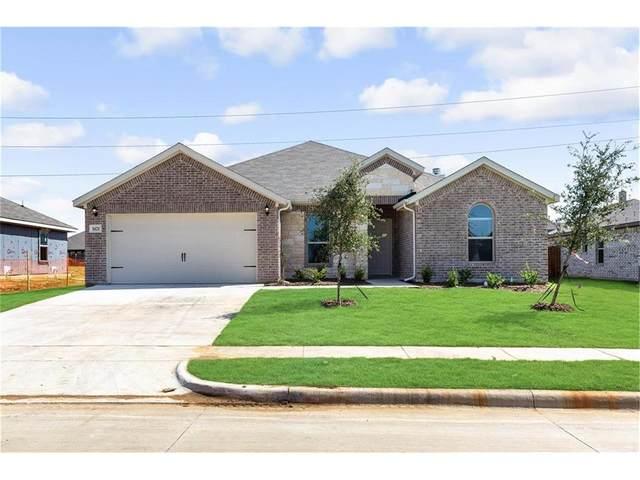1639 Glade Meadows Drive, Burleson, TX 76058 (MLS #14502455) :: ACR- ANN CARR REALTORS®