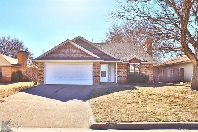 4517 Cole Drive, Abilene, TX 79606 (MLS #14502459) :: The Chad Smith Team