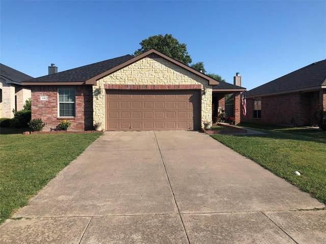 116 Lipan Street, Greenville, TX 75402 (MLS #14502463) :: The Tierny Jordan Network