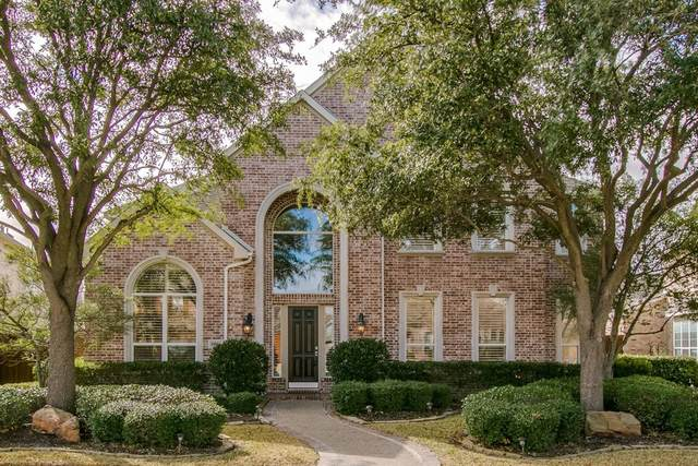 2261 April Sound Lane, Frisco, TX 75033 (MLS #14502465) :: Robbins Real Estate Group