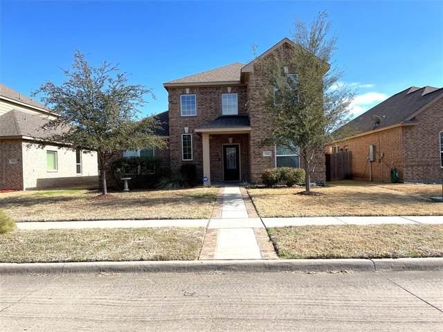 123 Parks Branch Road, Red Oak, TX 75154 (MLS #14502470) :: The Heyl Group at Keller Williams
