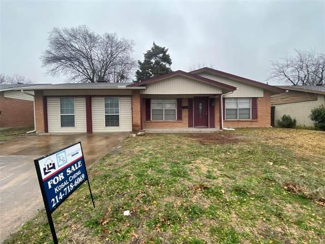 4321 Windsor Drive, Garland, TX 75042 (MLS #14502516) :: The Kimberly Davis Group