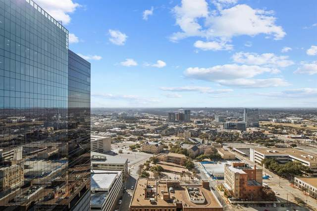 500 Throckmorton Street #2308, Fort Worth, TX 76102 (MLS #14502533) :: Team Tiller