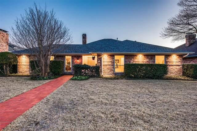 9006 Church Road, Dallas, TX 75231 (MLS #14502536) :: Robbins Real Estate Group