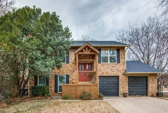 4429 Bluestem Street, Flower Mound, TX 75028 (MLS #14502565) :: The Kimberly Davis Group