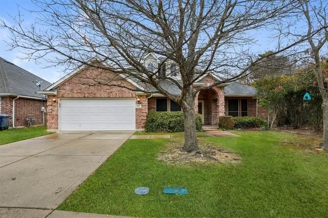 8627 Darrington Drive, Dallas, TX 75249 (MLS #14502566) :: Team Tiller