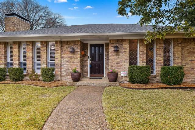 2817 Downing Drive, Plano, TX 75023 (MLS #14502573) :: Feller Realty