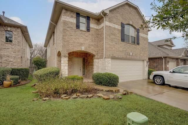 8706 Tyler Drive, Lantana, TX 76226 (MLS #14502579) :: All Cities USA Realty