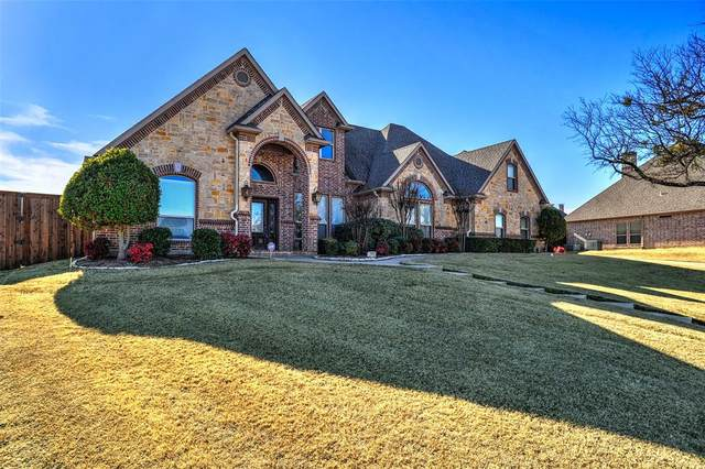 2904 Canyon Creek Drive, Sherman, TX 75092 (MLS #14502587) :: The Mauelshagen Group