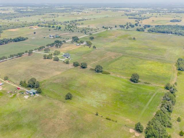 11 AC Fruitland Road, Bowie, TX 76230 (MLS #14502596) :: Real Estate By Design