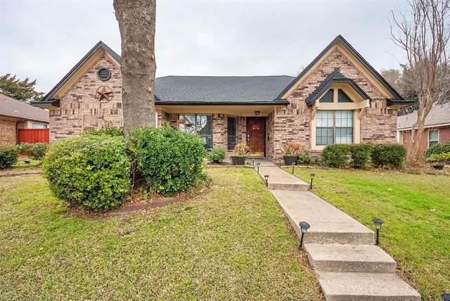 3113 Princewood Drive, Garland, TX 75040 (MLS #14502607) :: Team Hodnett
