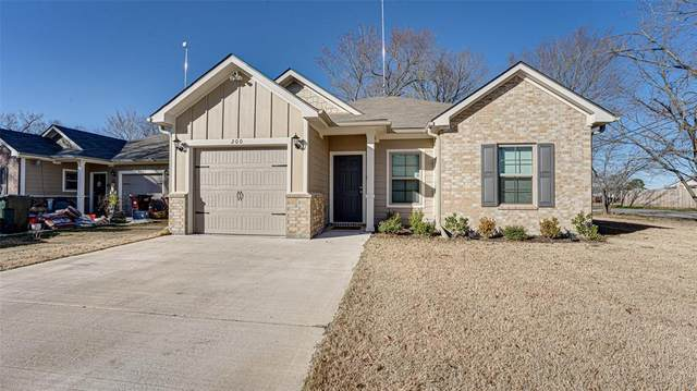 200 S Church, Quinlan, TX 75474 (MLS #14502644) :: The Kimberly Davis Group