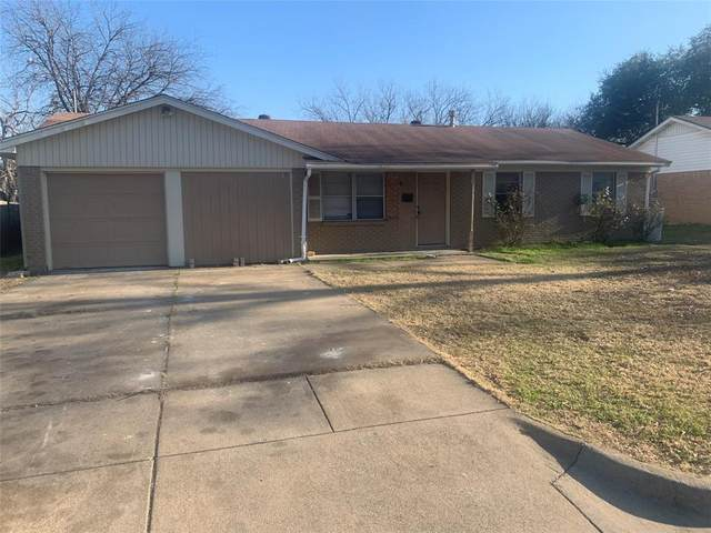 308 Craig Street, Burleson, TX 76028 (MLS #14502652) :: ACR- ANN CARR REALTORS®