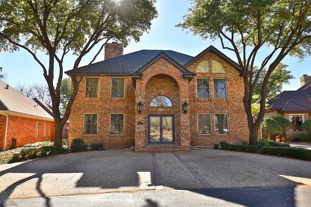 26 Lytle Place Drive, Abilene, TX 79602 (MLS #14502655) :: The Kimberly Davis Group